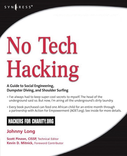 No Tech Hacking (Enhanced Edition) E-Book Download