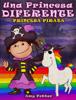 Amy Potter - Una Princesa Diferente - Princesa Pirata (Libro infantil ilustrado) ilustración