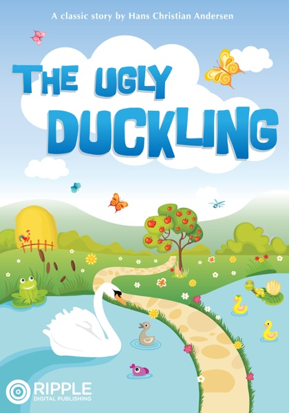 The Ugly Duckling - Hans Christian Andersen book cover