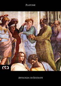 Apologia di Socrate Copertina del libro