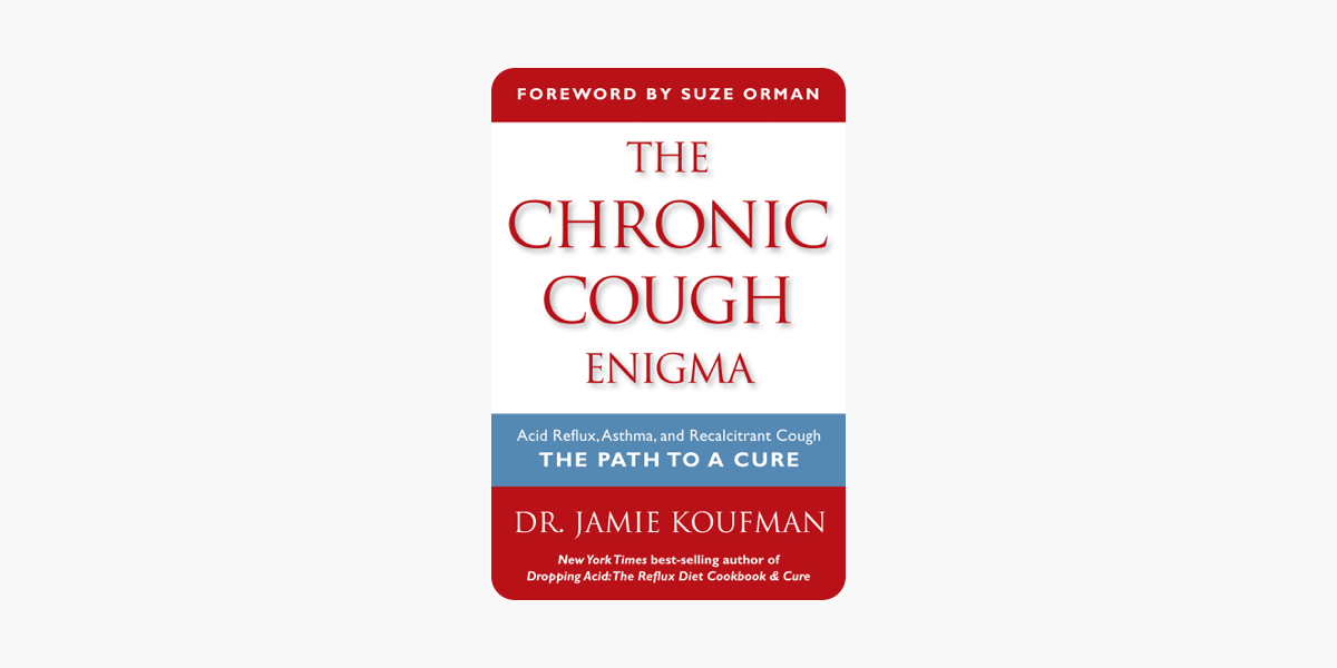 ‎The Chronic Cough Enigma