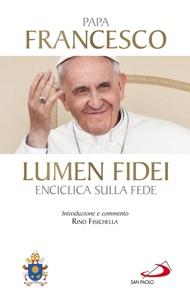 Lumen fidei. Enciclica sulla fede Book Cover