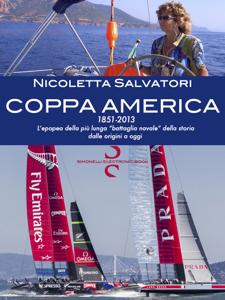 COPPA AMERICA - 1851-2013 Libro Cover