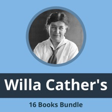 Willa Cather's Bundle Of 16 Books