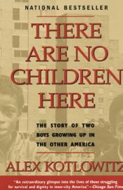 There Are No Children Here book