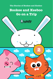 Bookee and Keeboo Go on a Trip book