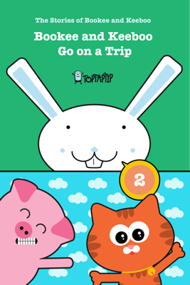 Bookee and Keeboo Go on a Trip - Alfons Freire book