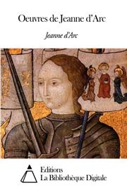 Œuvres de Jeanne d'Arc