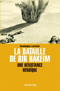 La Bataille de Bir Hakeim La couverture du livre martien