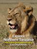 Les Churchman - Explore the Parks of Northern Tanzania  artwork