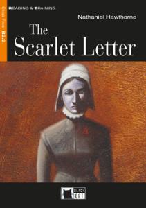 The Scarlet Letter Copertina del libro