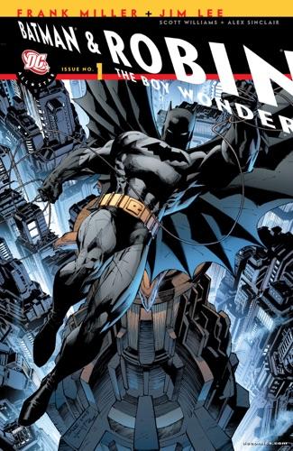 Frank Miller & Jim Lee - All-Star Batman & Robin the Boy Wonder #1