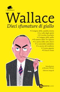 Dieci sfumature di giallo Libro Cover