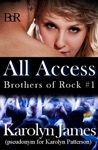 All Access Chasing Cross Book One