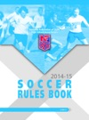 2014-15 NFHS Soccer Rules Book