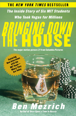 Bringing Down the House - Ben Mezrich book