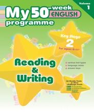 My 50-week English Programme Reading & Writing Key Stage 2, Volume 1