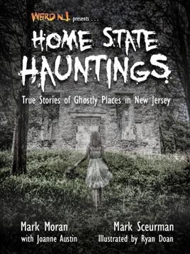 Weird New Jersey Book 2