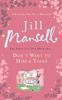 Jill Mansell - Don't Want To Miss A Thing artwork