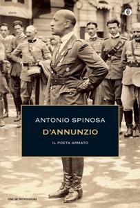 D'Annunzio Book Cover