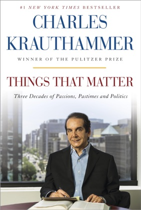 Things That Matter book cover