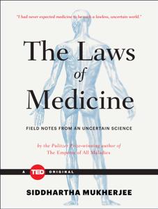 The Laws of Medicine Libro Cover
