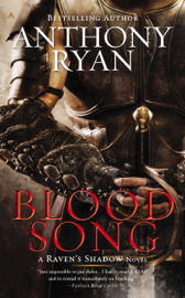 Blood Song book