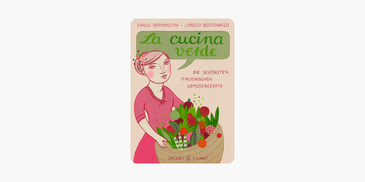 La cucina verde in Apple Books