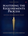 Mastering The Requirements Process Getting Requirements Right 3e