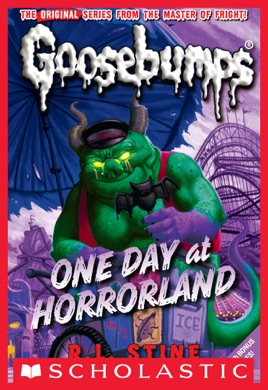 Classic Goosebumps 5 One Day At Horrorland
