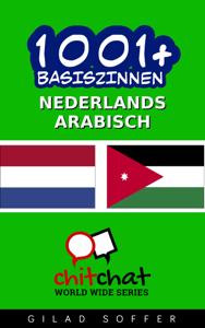 1001+ Basiszinnen Nederlands - Arabisch Boekomslag