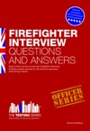 Firefighter Interview Questions And Answers