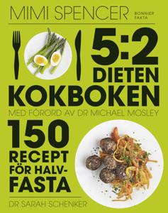 5:2-dieten - kokboken Cover Book