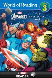 World Of Reading The Avengers The Kree Skrull War