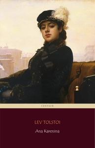Ana Karenina Book Cover