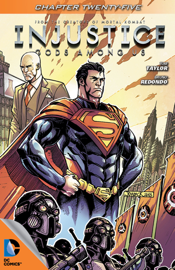 Injustice: Gods Among Us #25 book