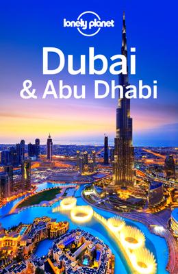 Dubai & Abu Dhabi Travel Guide - Lonely Planet book