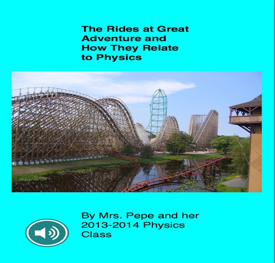 ‎The Rides at Great Adventure and How They Relate to Physics