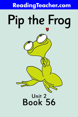 Pip the Frog - Francis Morgan & Josephine Lai book