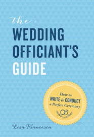 The Wedding Officiant's Guide book