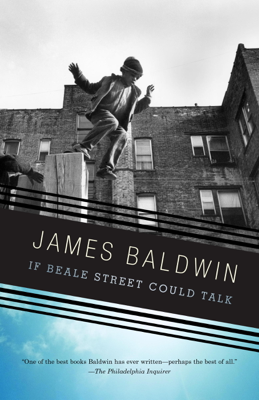 If Beale Street Could Talk - James Baldwin book