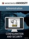 Administration Configuration And Security