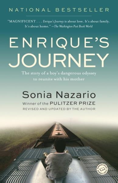 Enrique's Journey - Sonia Nazario book cover