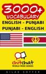 3000 English - Punjabi Punjabi - English Vocabulary