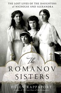 The Romanov Sisters Book Cover