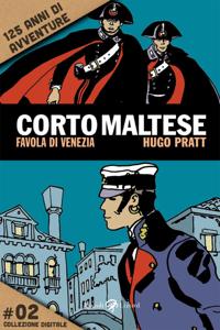 Corto Maltese - Favola di Venezia #2 Copertina del libro
