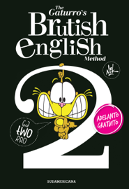 The Gaturro's Brutish english method (adelanto gratuito) book