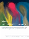 Voice In Qualitative Inquiry