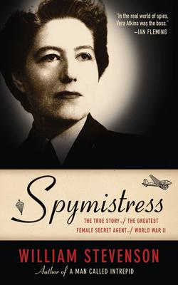 William Stevenson - Spymistress book