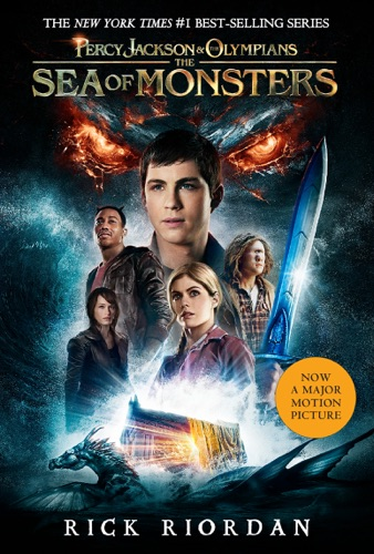 Rick Riordan - Percy Jackson and the Olympians, Book Two:  The Sea of Monsters
